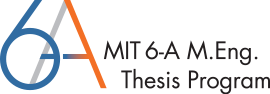 MIT 6-A M.Eng. Thesis Program